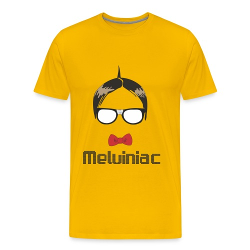 melviniac tshirtbystevie - Men's Premium T-Shirt