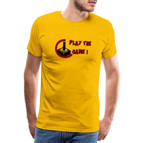 xts0388 - T-shirt Premium Homme