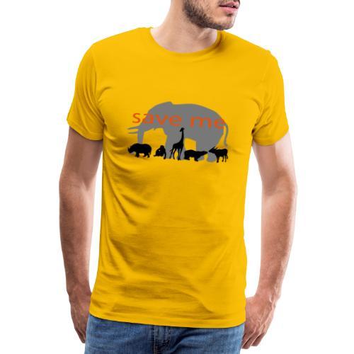 Animaux - T-shirt Premium Homme