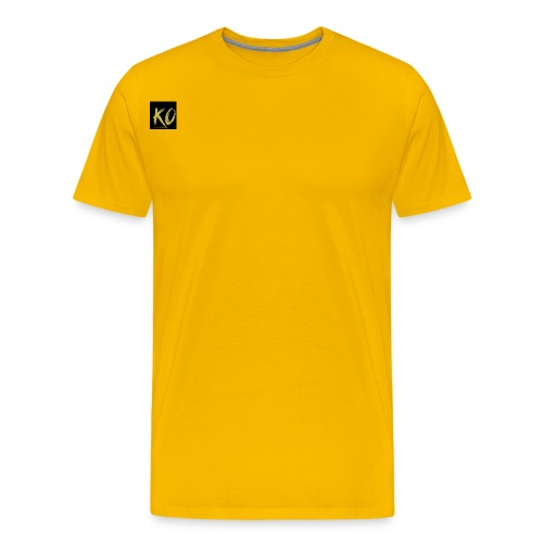 k.o-ousmanekebe - T-shirt Premium Homme