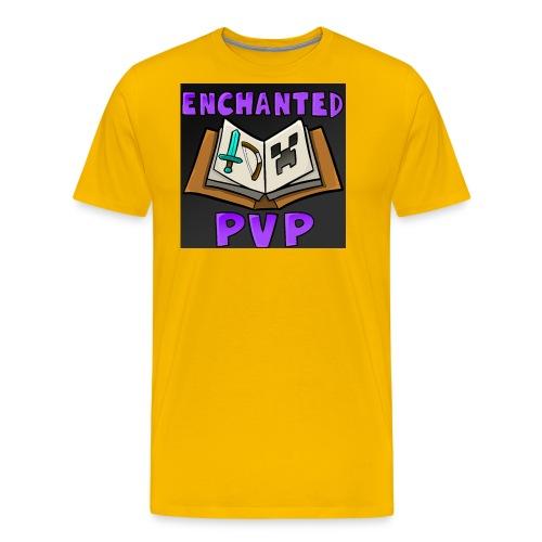 Enchanted Pvp png - Men's Premium T-Shirt