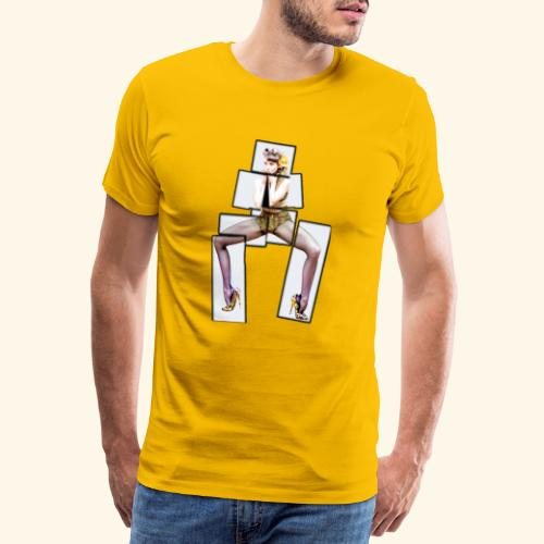 PINUP multiply - T-shirt Premium Homme