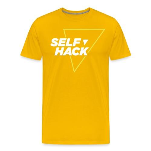Selfhack Shirts 02 - Miesten premium t-paita