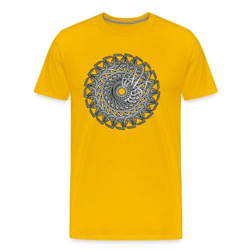 Círculo Original - Camiseta premium hombre