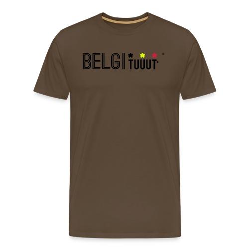 belgituuut - T-shirt Premium Homme