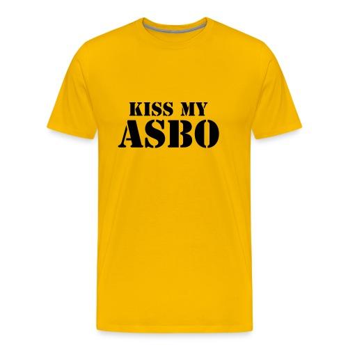 asbo 250805 - Men's Premium T-Shirt