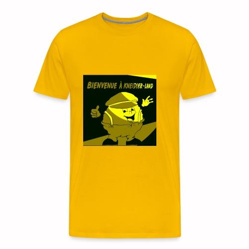 mecano - T-shirt Premium Homme