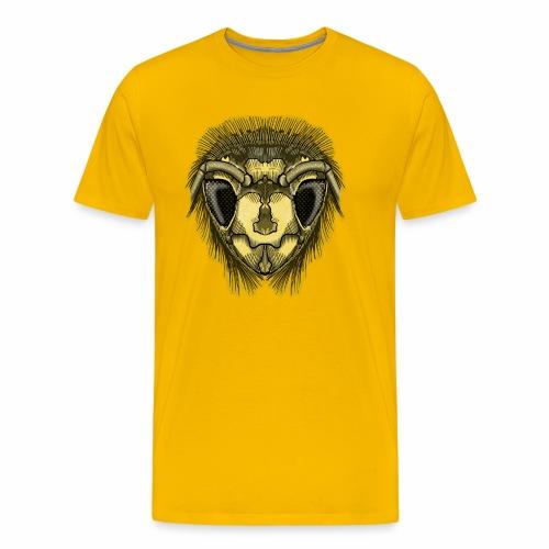Half-Bee by Jon Ball - Men's Premium T-Shirt
