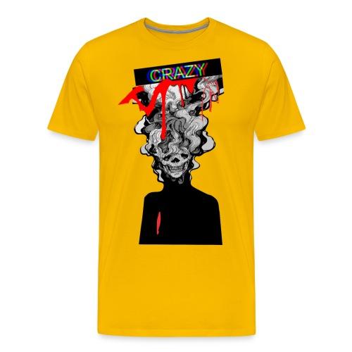 CALAVERA Algo fuera de lo normal - Camiseta premium hombre