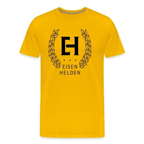 eh logo - Männer Premium T-Shirt