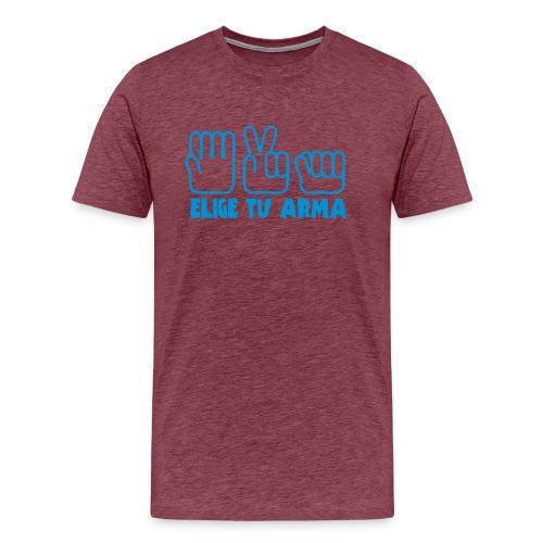 elige1c - Camiseta premium hombre