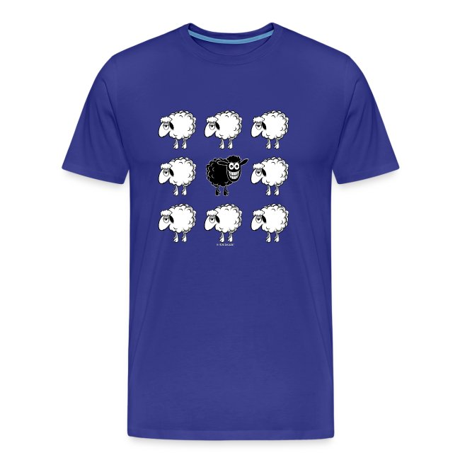 BLACK SHEEP - musta lammas lahjatuotteet 10-45