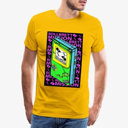 Spielspaß - Männer Premium T-Shirt