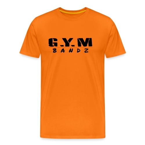 G.Y.M Bandz - Men's Premium T-Shirt