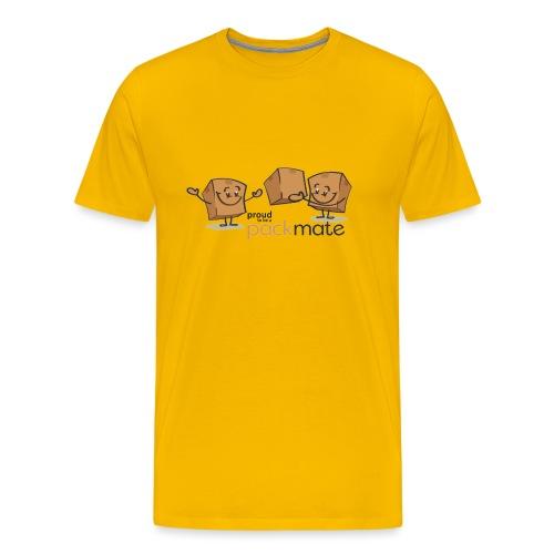 proud packmate - Männer Premium T-Shirt