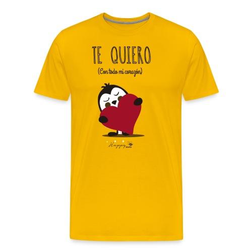 te quiero - Camiseta premium hombre