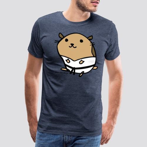 Hamster - Mannen Premium T-shirt