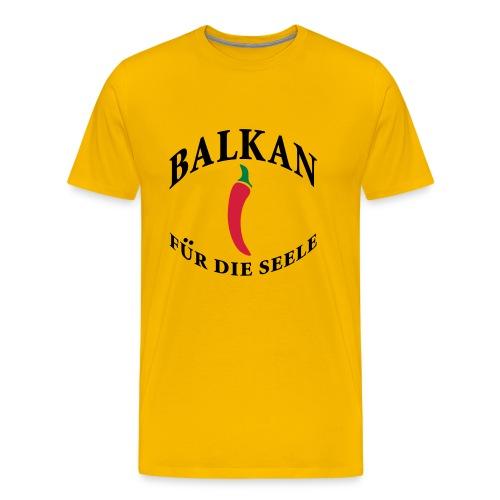 balkan für die seele - Männer Premium T-Shirt