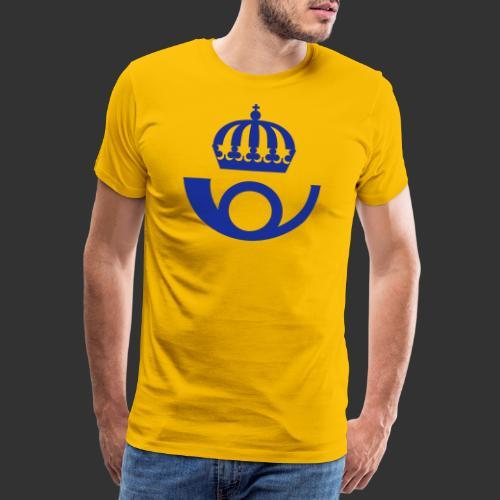 Kungliga Postverket - Premium-T-shirt herr