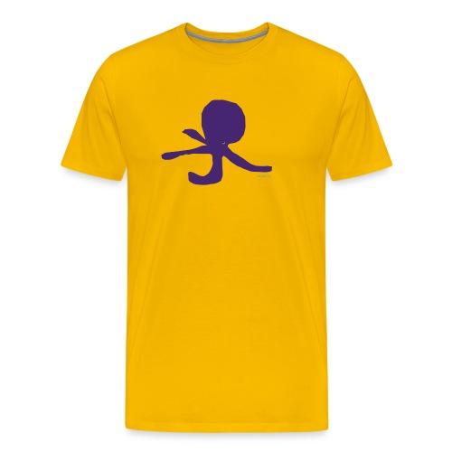 octopus - Maglietta Premium da uomo