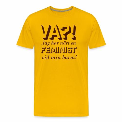 Va?! - Premium-T-shirt herr