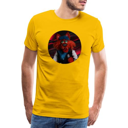 Roméo puppet - T-shirt Premium Homme