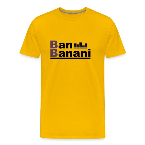 Ban Banani shirt official - Männer Premium T-Shirt