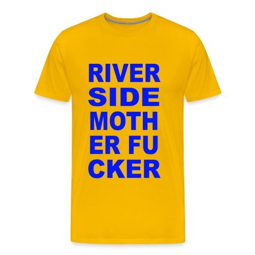 riverside - Men's Premium T-Shirt