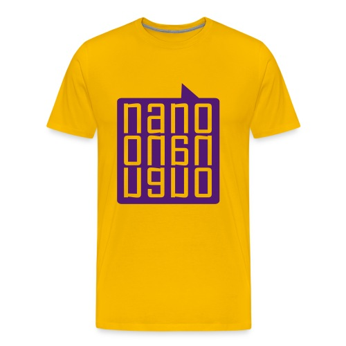NanoNanoNano - Camiseta premium hombre