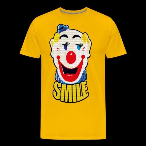 Keep Smiling - Men's Premium T-Shirt