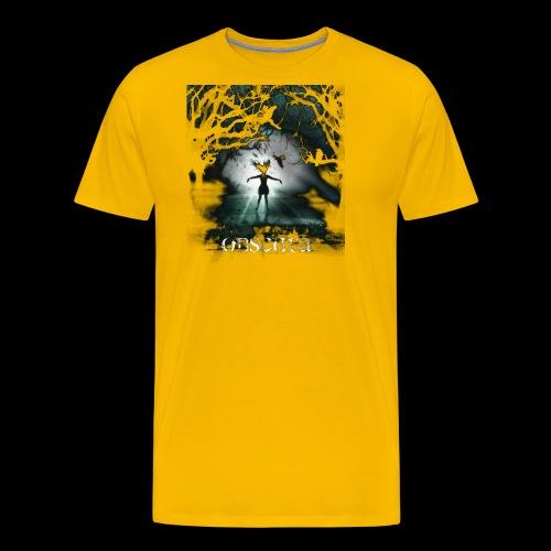 obscura shirt png - Männer Premium T-Shirt