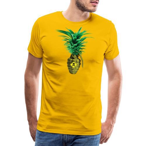 Ananas Granade - Maglietta Premium da uomo