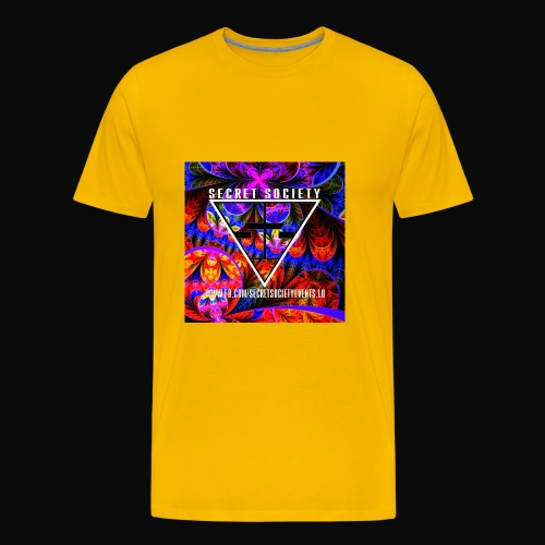 Secret Society type 1 - Männer Premium T-Shirt