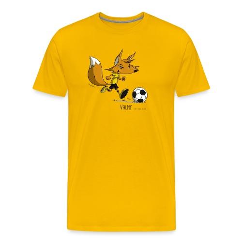 Valmy mascotte - T-shirt Premium Homme