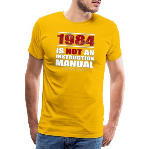 1984 - Männer Premium T-Shirt