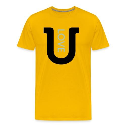 love 2c - Men's Premium T-Shirt