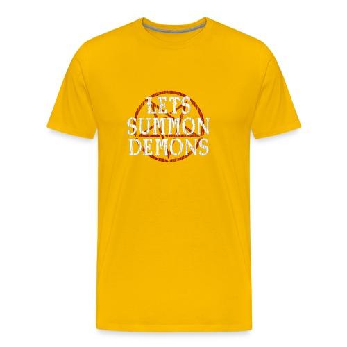 Summon Demons - Maglietta Premium da uomo
