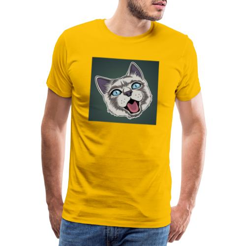 101183AD 22CD 4C05 B9F7 1BCA56A43301 - Männer Premium T-Shirt