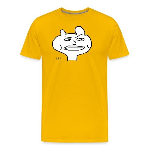 Rich Guy - Männer Premium T-Shirt