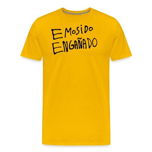 Emosido Engañado - Camiseta premium hombre
