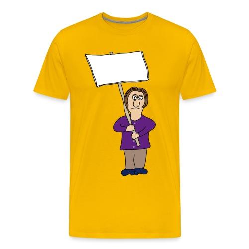 Protest - Männer Premium T-Shirt