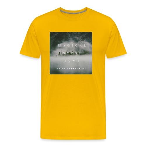 MAGICAL GYPSY ARMY SPELL - Männer Premium T-Shirt