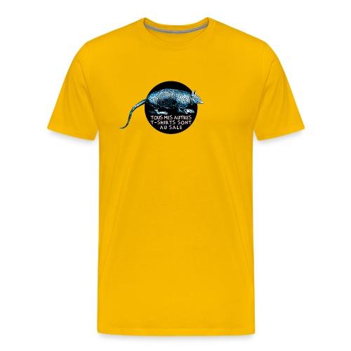 Au Sale png - T-shirt Premium Homme