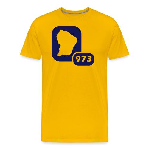 guyane - T-shirt Premium Homme