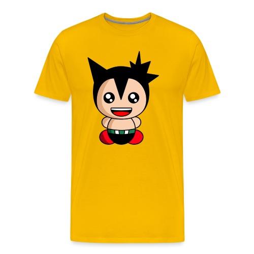 Garçon de l'espace - T-shirt Premium Homme