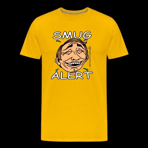 Smug Stan - Men's Premium T-Shirt