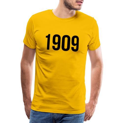 1909 - Männer Premium T-Shirt