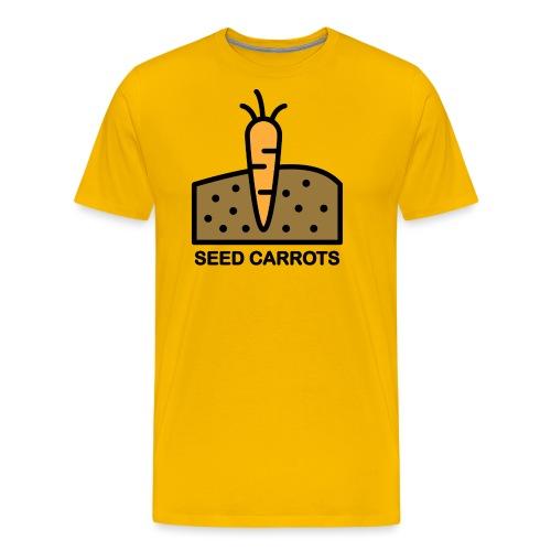 Carrots - Maglietta Premium da uomo