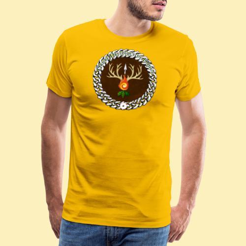 Médaillon de Neved - T-shirt Premium Homme