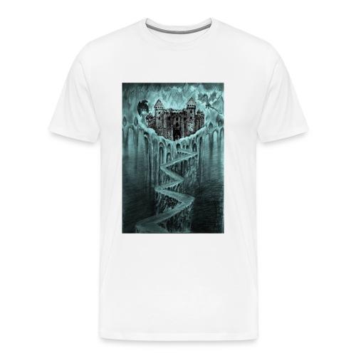 17838386_1015440624277119 - Premium T-skjorte for menn